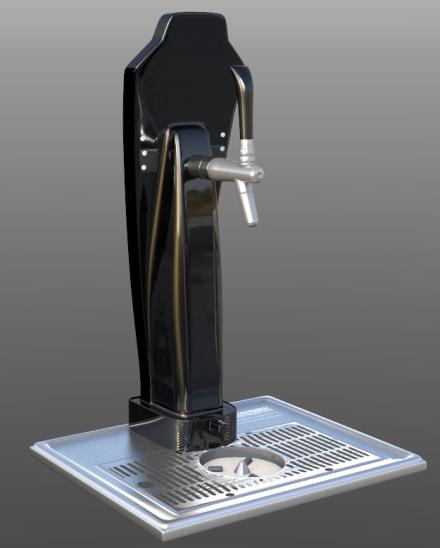 CBL Dispenser Front