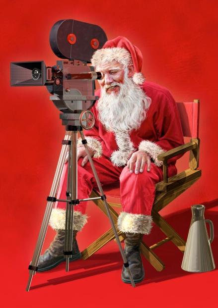 Santa/DVD