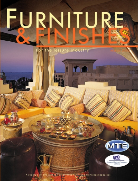 Furniture & Finishes Cover