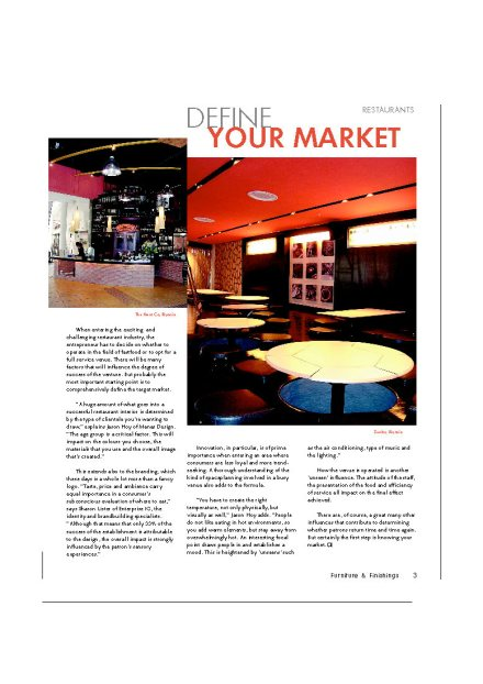 Furniture & Finishes Pg4