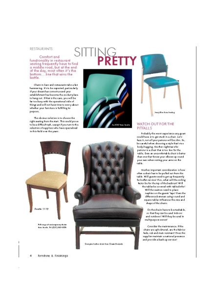 Furniture & Finishes Pg5