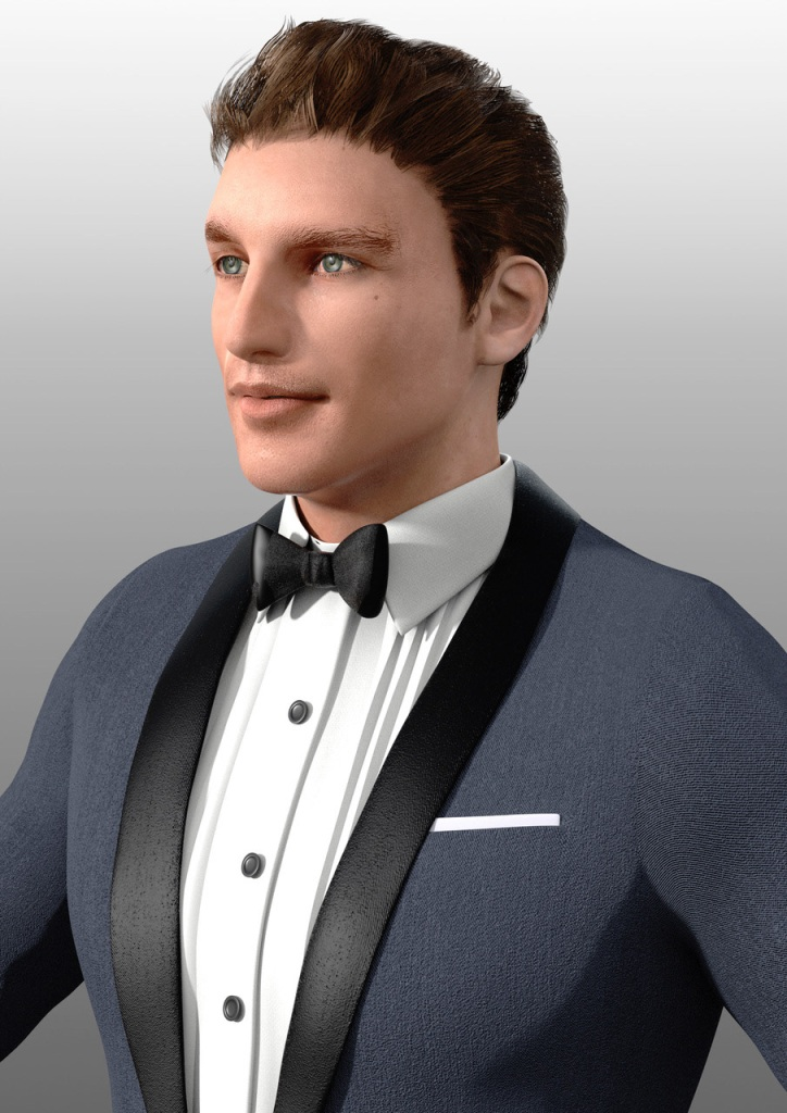 Casino Character Alternate outfit